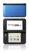 Nintendo 3DS XL Console Blue