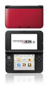 Nintendo 3DS XL Console Red