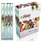 Zumba Fitness 4 DVD set