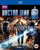 Doctor Who - The New Series [Region 2] [Blu-ray]