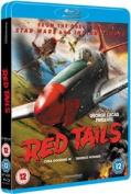 Red Tails [Blu-ray Region 2] [Region B] [Blu-ray]