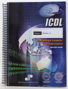 International Computer Driving License, Vol. 1 Module 1-4 [Spiral bound]