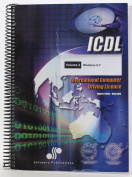 International Computer Driving License, Vol. 2 Module 5-7 [Spiral bound]