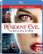 Resident Evil: 1-4 Collection [Blu-ray]
