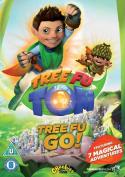 Tree Fu Tom: Tree Fu Go [Region 2]