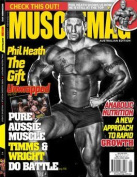 Muscle Mag - 1 year subscription - 6 issues