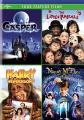 Casper/The Little Rascals/Harry and the Hendersons/Nanny McPhee [Region 1]