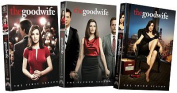 The Good Wife: Seasons 1-3 [Region 1]