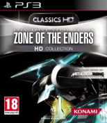 Zone Of The Enders HD Collection [Region 4] [Blu-ray]