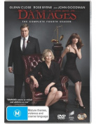 Damages: Season 4  [3 Discs] [Region 4]