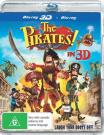 The Pirates! Band of Misfits [Region B] [Blu-ray]