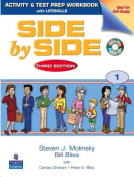 Side by Side 1 Activity & Test Prep Workbook
