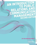 An Introduction to Public Relations and Communication Management, 2e