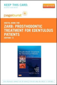 Prosthodontic Treatment for Edentulous Patients - Pageburst E-Book on Vitalsource (Retail Access Card)