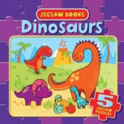 Dinosaurs (Jigsaw Boards) [Board book]