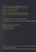 Fundamentals of Court Interpretation