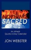 Nothing Sacred