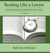 Reading Like a Lawyer