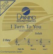 I Turn to You [Audio]