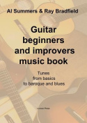 Guitar Beginners and Improvers Music Book