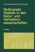 Multivariate Statistik in den Natur- und Verhaltenswissenschaften [GER]