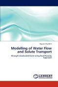 Modelling of Water Flow and Solute Transport