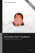 How to Write That F***ing Manual