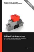 Writing Plain Instructions