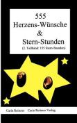 555 Herzens-W Nsche Und Stern-Stunden [GER]