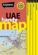 UAE Handy Map: 1