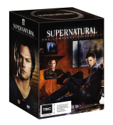 Supernatural: Seasons 1 - 7  [41 Discs]
