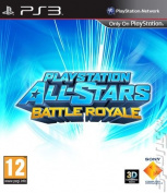 PlayStation All-Stars [Region 2] [Blu-ray]