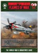 USA - P-47 Thunderbolt Flight - Flames of War