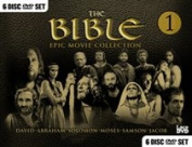 Bible - Epic Movie Collection [Region 2]