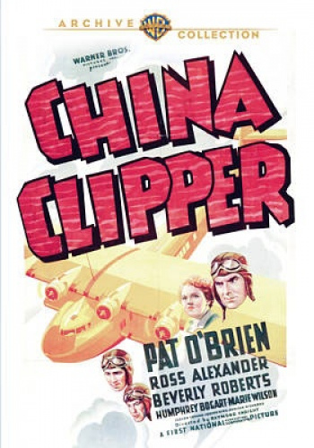 China Clipper [Regions 1,2,3,4,5,6] - DVD - New - Free Shipping.