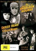 The Adventures Of Sherlock Holmes / Sherlock Holmes And The Secret Weapon [Region 4]