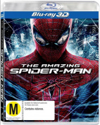 The Amazing Spider-Man [Region B] [Blu-ray]