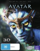 Avatar 3D (3D Blu-ray/DVD) [Region B] [Blu-ray]