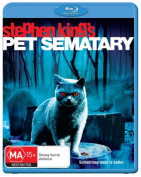 Pet Sematary [Region B] [Blu-ray]
