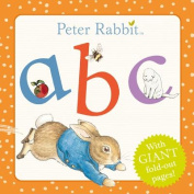Peter Rabbit ABC (PR Baby Books) [Board book]