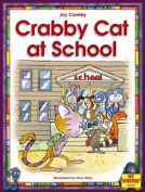 Crabby Cat at School Lap Book