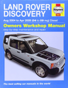 Land Rover Discovery Diesel Service and Repair Manual