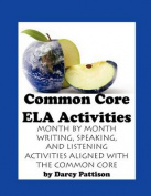 Common Core Ela Activities