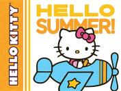 Hello Kitty, Hello Summer! (Hello Kitty) [Board book]