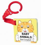 Baby Animals Shaped Buggy Book [Board book]