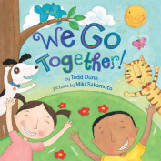 We Go Together! [Board Book]