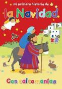 Mi Primera Historia de La Navidad  [Spanish]