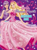 Barbie Princess and the Popstar Colouring Book