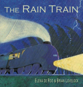The Rain Train [Board book]