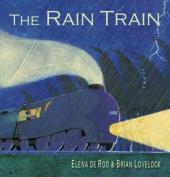 The Rain Train [Board book]